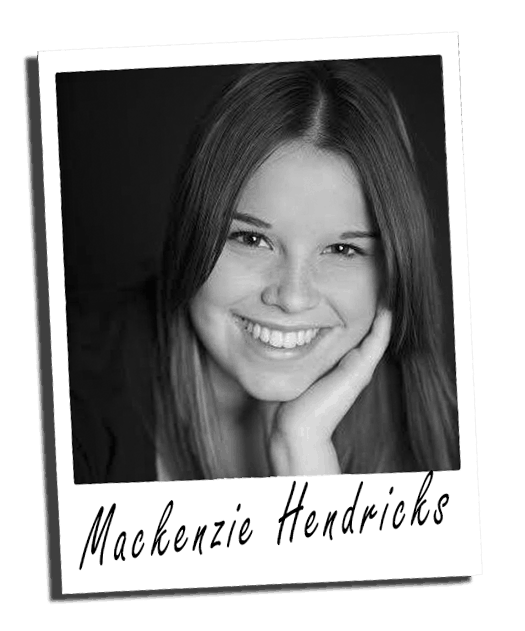 Mackenzie Hendricks editor for the book editor show