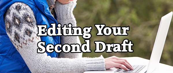 Editing your Second Draft Episode 008