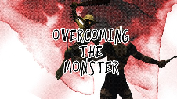Editing the 7 Basic plots Episode – Overcoming the Monster