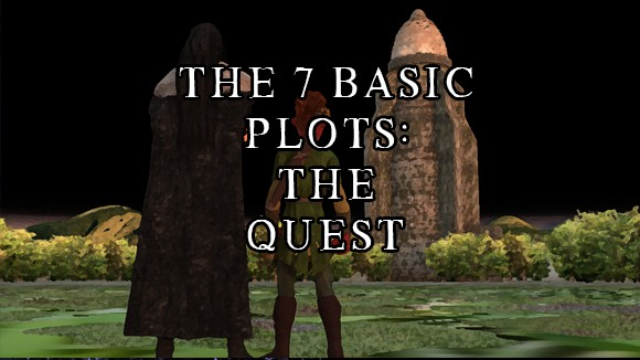 Editing the 7 Basic Plots – The Quest