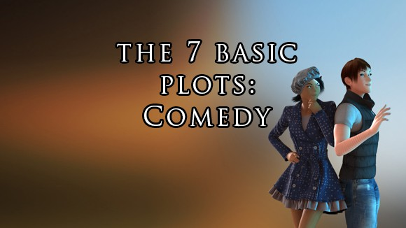 Editing the 7 Basic Plots – The Comedy