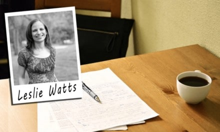 Developmental and Structural Editing with Leslie Watts