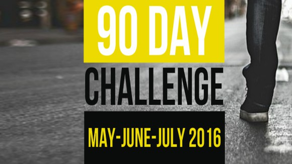 90 Day Professional Challenge